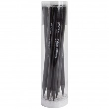 Bruynzeel : Design : Graphite Lead : 4B : Pack of 12