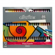 Cretacolor : Carre Hard Pastels set of 72 SPECIAL PRICE