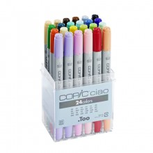 Copic : Ciao Marker : Set of 24