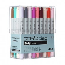 Copic : Ciao Marker : Set E : Set of 36