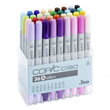 Copic : Ciao Marker : Set A : Set of 36