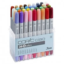 Copic : Ciao Marker : Set B : Set of 36
