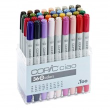 Copic : Ciao Marker : Set D : Set of 36