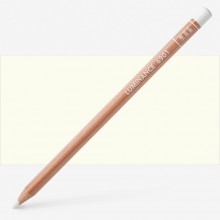 Caran d'Ache : Luminance 6901 : Colour Pencil : White