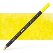 Caran d'Ache : Museum Aquarelle Pencil : Yellow