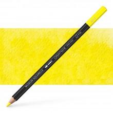 Caran d'Ache : Museum Aquarelle Pencil : Yellow