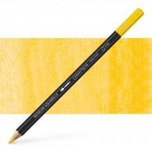 Caran d'Ache : Museum Aquarelle Pencil : Golden Yellow