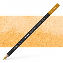 Caran d'Ache : Museum Aquarelle Pencil : Raw Sienna