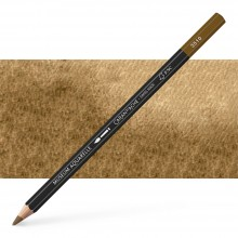 Caran d'Ache : Museum Aquarelle Pencil : Olive Brown