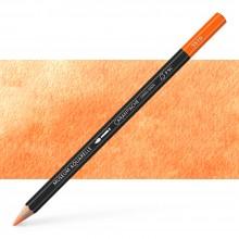 Caran d'Ache : Museum Aquarelle Pencil : Apricot
