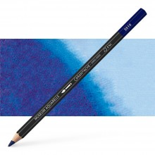 Caran d'Ache : Museum Aquarelle Pencil : Night Blue