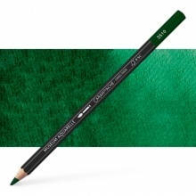Caran d'Ache : Museum Aquarelle Pencil : Moss Green