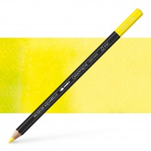 Caran d'Ache : Museum Aquarelle Pencil : Lemon Yellow