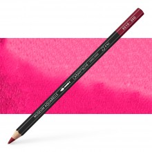 Caran d'Ache : Museum Aquarelle Pencil : Purplish Red