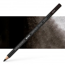 Caran d'Ache : Museum Aquarelle Pencil : Ivory Black