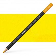 Caran d'Ache : Museum Aquarelle Pencil : Gold Cadmium Yellow