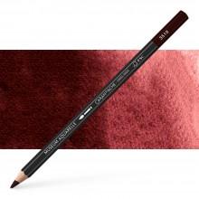 Caran d'Ache : Museum Aquarelle Pencil : Carmine Lake