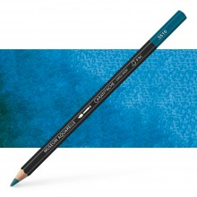 Caran d'Ache : Museum Aquarelle Pencil : Permanent Blue