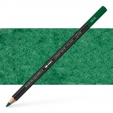 Caran d'Ache : Museum Aquarelle Pencil : Dark Phthalocyanine Green