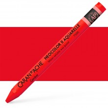 Caran d'Ache : Neocolor II : Watercolour Crayon : Carmine