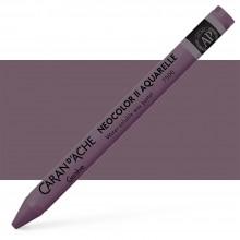 Caran d'Ache : Neocolor II : Watercolour Crayon : Sepia