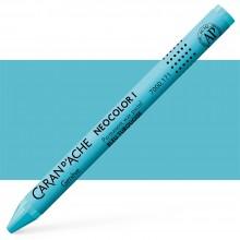 Caran d'Ache : Classic Neocolor I : Turquoise Blue