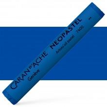 Caran d'Ache : Artist Neopastel : Sapphire Blue