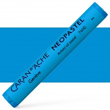 Caran d'Ache : Artist Neopastel : Light Blue