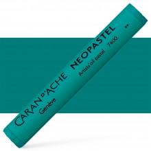 Caran d'Ache : Artist Neopastel : Greenish Blue