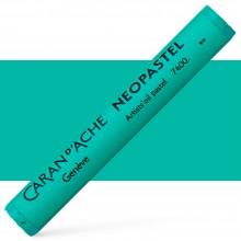 Caran d'Ache : Artist Neopastel : Turquoise Green