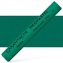 Caran d'Ache : Artist Neopastel : Emerald Green