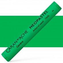 Caran d'Ache : Artist Neopastel : Grass Green