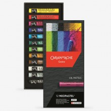 Caran d'Ache : Artist Neopastel : Assorted Box Of 12