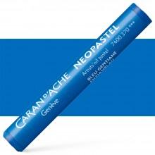 Caran d'Ache : Artist Neopastel : Gentian Blue