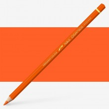 CARAN D'ACHE : PABLO COLOURED PENCIL : REDDISH ORANGE 040