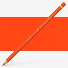 Caran d'Ache : Pablo Coloured Pencil : Flame Red 050
