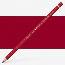Caran d'Ache : Pablo Coloured Pencil : Bordeaux Red 085