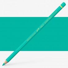 Caran d'Ache : Pablo Coloured Pencil : Light Malachite Green 181