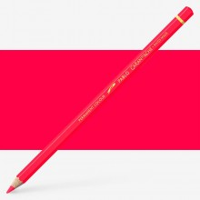Caran d'Ache : Pablo Coloured Pencil : Ruby Red 280