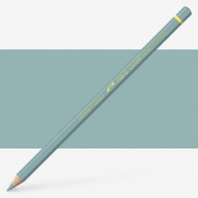 Caran d'Ache : Pablo Coloured Pencil : Silver 498