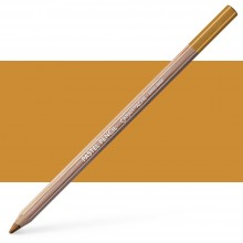 Caran d'Ache : Pastel Pencil : Golden Ochre