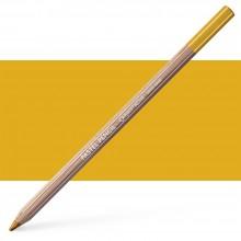 Caran d'Ache : Pastel Pencil : Ochre