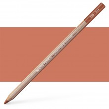 Caran d'Ache : Pastel Pencil : Terracotta