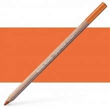 Caran d'Ache : Pastel Pencil : Flame Red