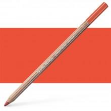 Caran d'Ache : Pastel Pencil : Vermilion