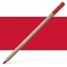 Caran d'Ache : Pastel Pencil : Scarlet