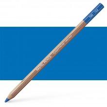 Caran d'Ache : Pastel Pencil : Phthalocyanine Blue