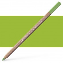 Caran d'Ache : Pastel Pencil : Middle Moss Green 10 Percent