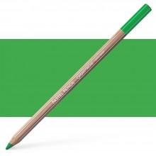 Caran d'Ache : Pastel Pencil : Middle Moss Green 30 Percent