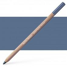Caran d'Ache : Pastel Pencil : Payne S Grey 50 Percent